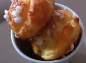 Pâte à Choux / Chouquettes