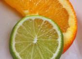 Crème citron/orange rapide