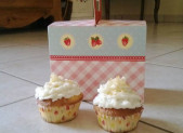 Cupcakes tout Coco d'Olivia