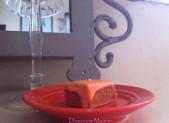 Carrés Glacés à l'Orange