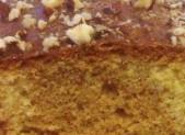 Cake Marbré au Praliné Maison