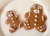 Bonhommes Pain d'Epices ou Gingerbread !