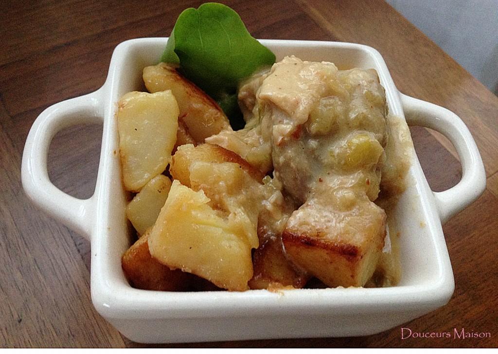 filet migon de porc au camenbert