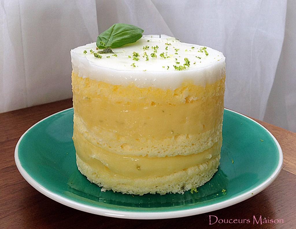 fondant citron