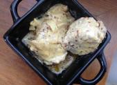 Médaillons de Porc (ou poulet) Moutarde et Vinaigre de Noix