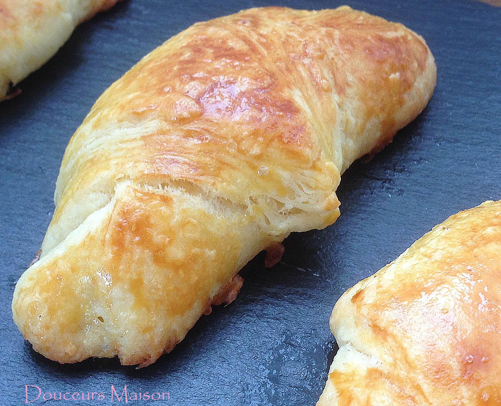 pains au chocolat croissants douceurs maison