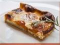 Clafoutis d'Abricots au Romarin