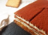 Le Gâteau de Famille aux Biscuits THÉ