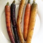 carottes glacées