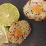 croquette riz
