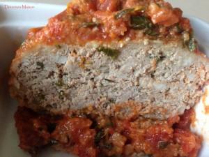 pain de viande tranche 2