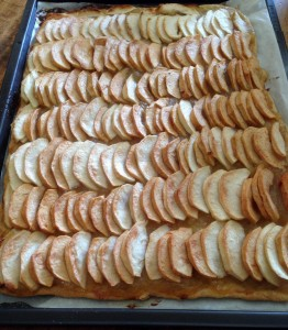 tarte aux pommes 3