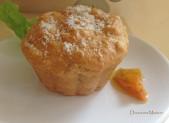 Petit Cake Amande Parmesan sans Gluten