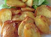 Pommes de Terre Rôties aux Épices – Vegan