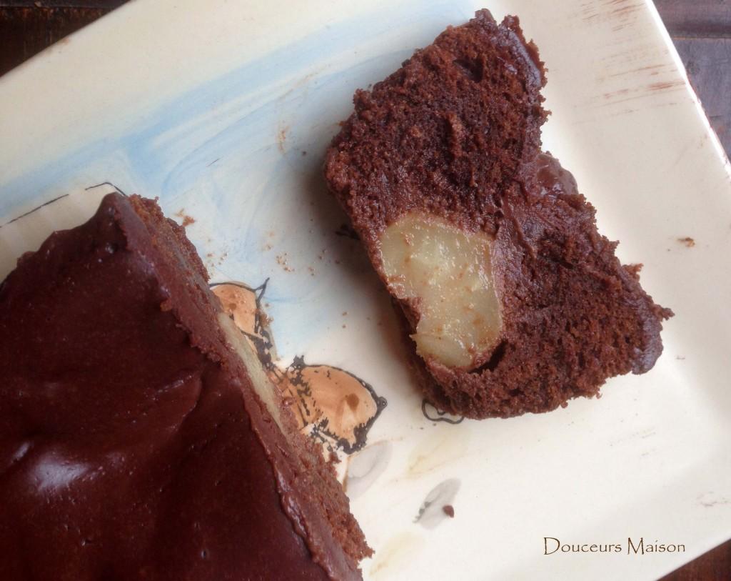 cake poire 2