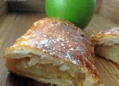 Chaussons aux Pommes Miel Cannelle