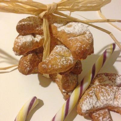 Croissants de Lune Noisette Amande » Façon Bahlsen»
