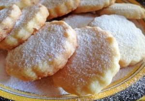 biscuits italien au citron bergamotte