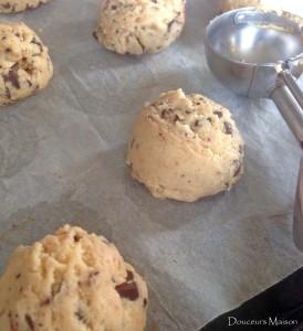 étape 2 cookies
