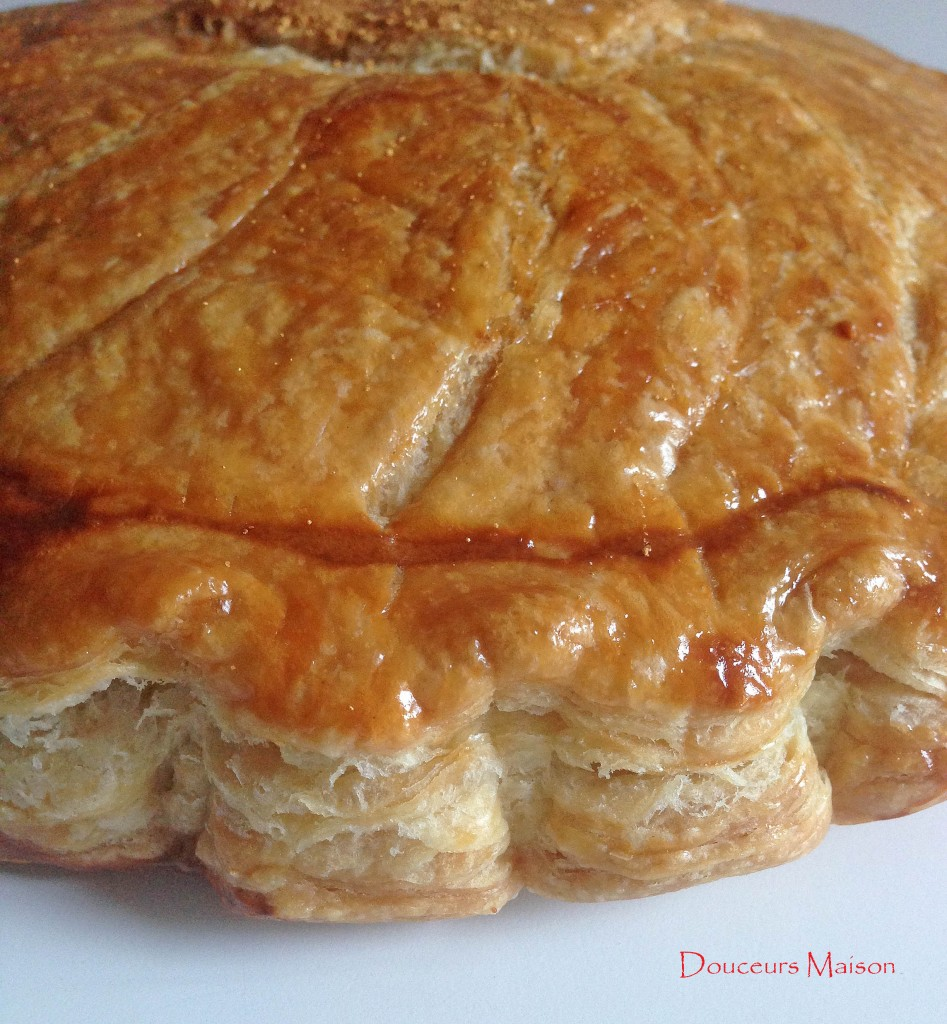 galette feuilletage