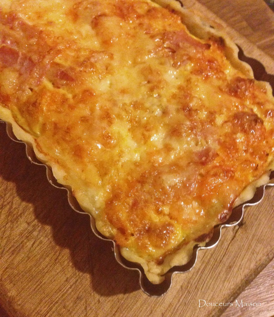 quiche bonne mine plat