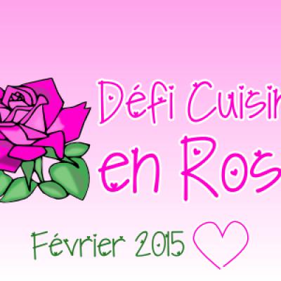 Résultat Défi en Rose !