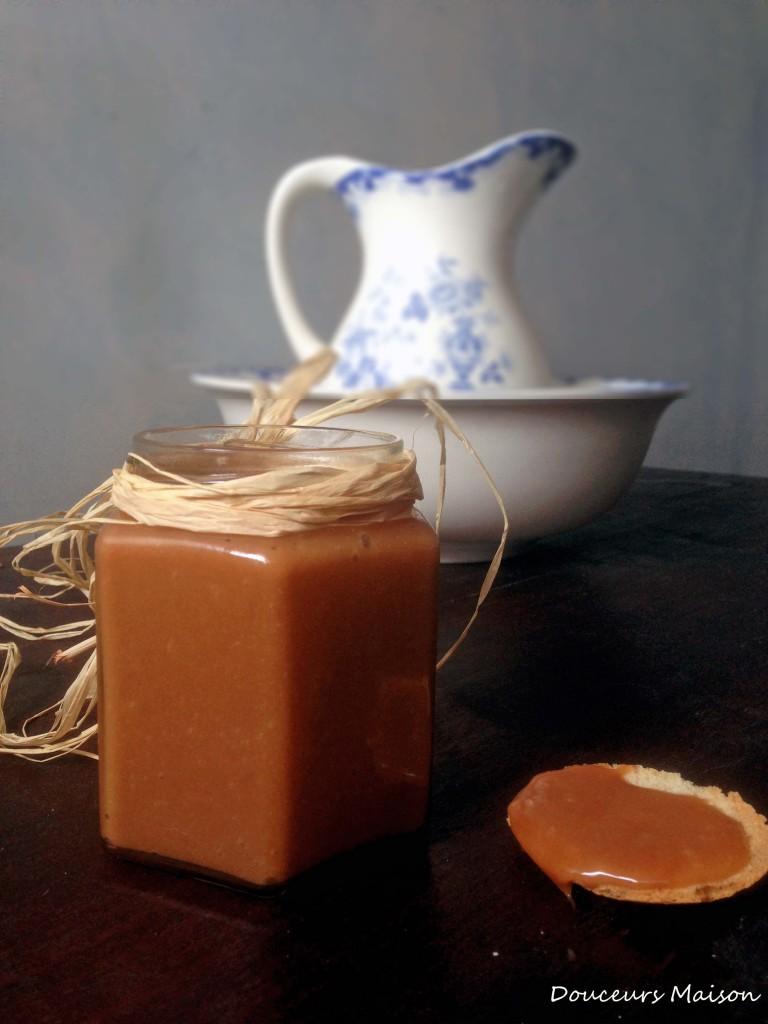 pâte a tartiner caramel