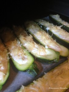 courgettes four
