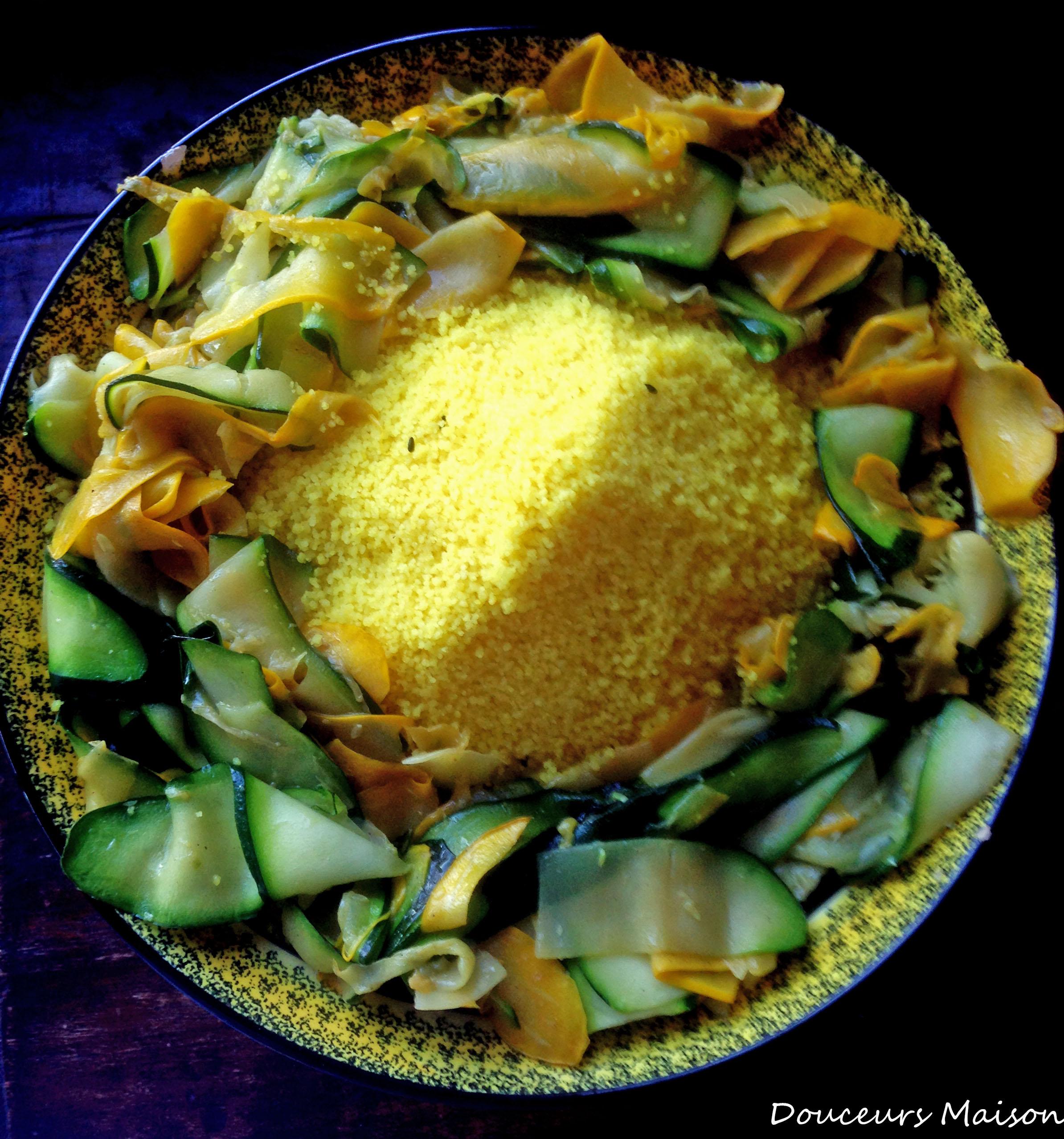 couscous et douceurs de semoule