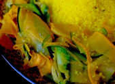 Couscous aux Epices et Courgettes