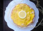 Léger Citron au Fromage blanc 0 % !