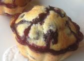 Muffins Myrtilles Ultra Moelleux recette Rapide et inratable