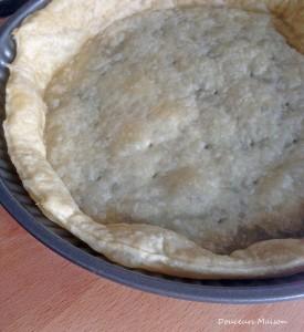 tarte poulet pâte précuite