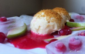 glace pomme gros plan blog 1ere photo