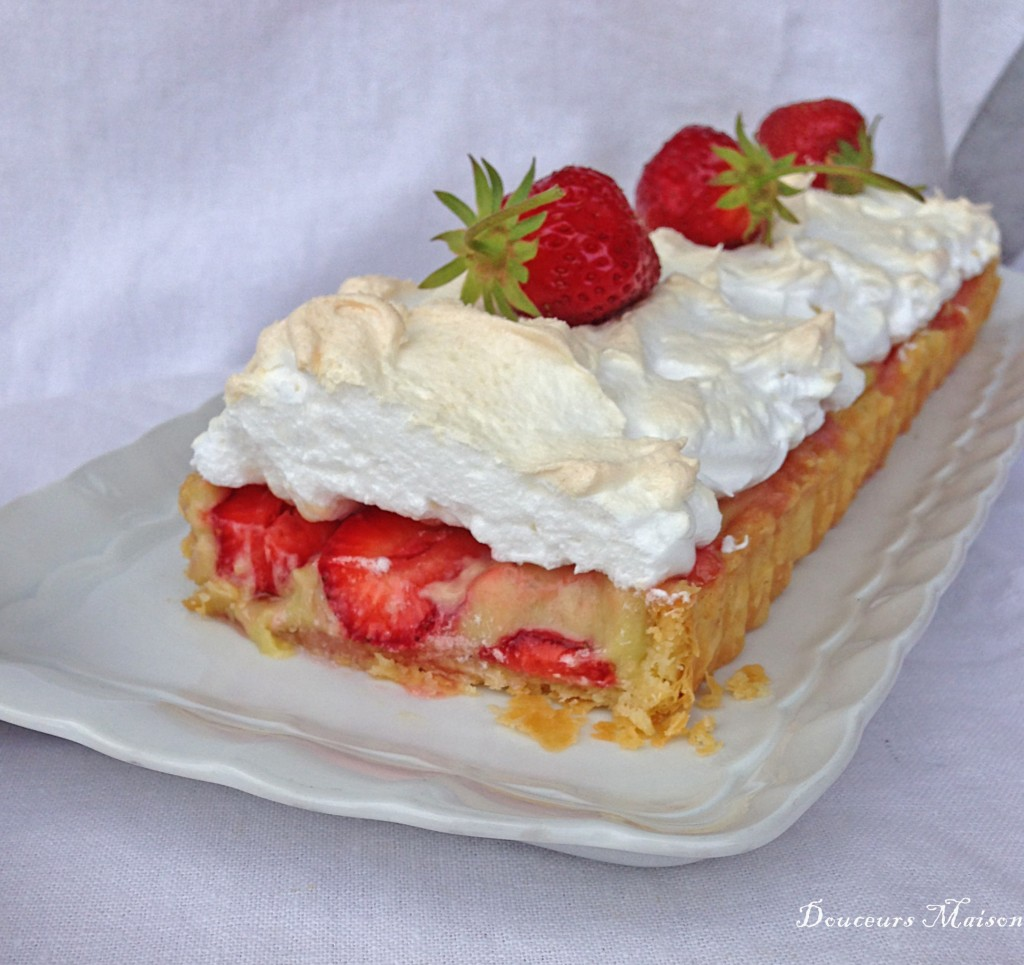 rhubarbe fraise entiere