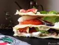 Mille-feuilles Tomate Mozza  Buon appetito!