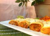 Paccheri ou Petits Cannellonis à la Ratatouille et Crème de Parmesan