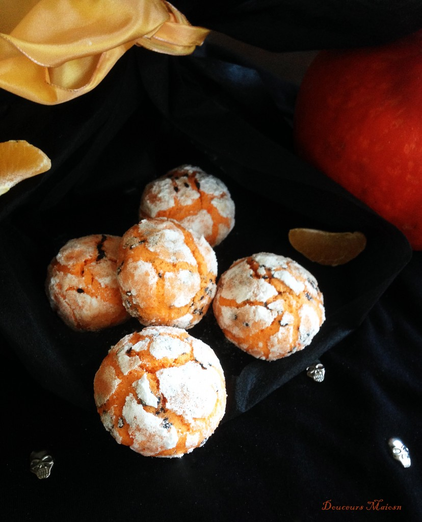 crinkle orange