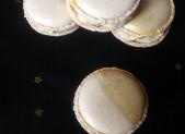 Macarons au Foie Gras et Quatre Épices pour fêter 2016 !