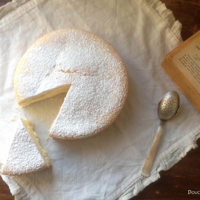 Gâteau Mousseline sans Gluten