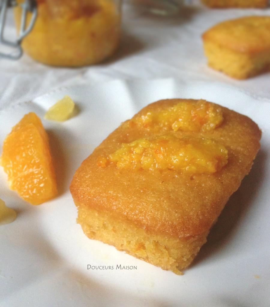 cake berga orange