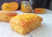 Petits Cakes Orange et Citron Bergamote