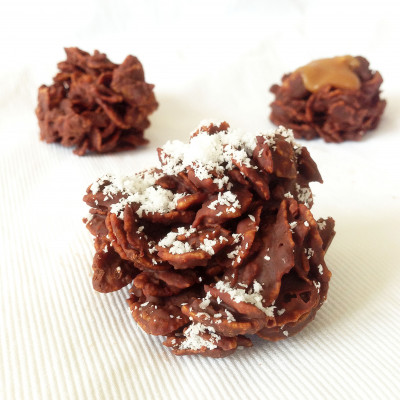 Roses des Sables Chocolat Coco et Caramel