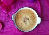 «Lagan nu Kastar» Crème au four à la Vanille et Noix de Muscade