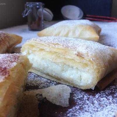 Bougastsa à la Vanille – Défis cuisine Mai