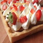 tarte fraises fleur d'oranger fp