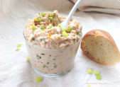 Rillettes de Thon Gingembre Orange