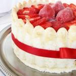 charlotte fraise demi