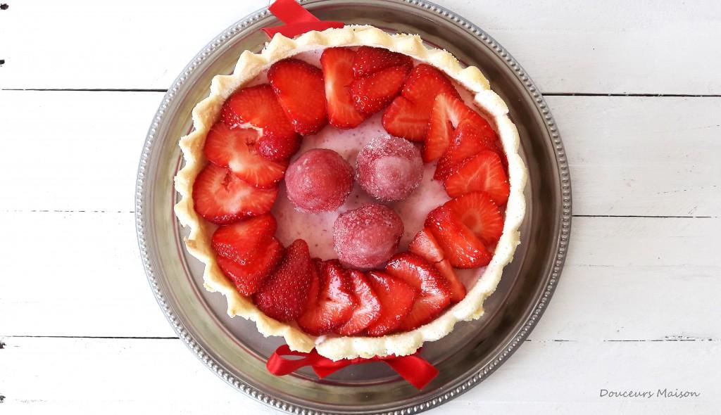 charlotte fraises du haut