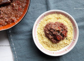 Bœuf Haché Tomate et Piment d'Espelette